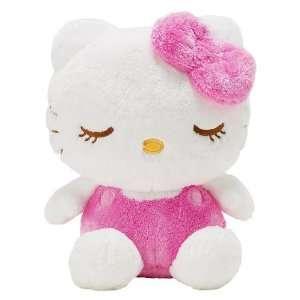 Hello Kitty   Round Sleepy 10 Sitting Easter Plush Toys