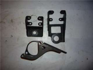Yamaha Phazer II Engine Mount Brackets / PZ480 Mounts |