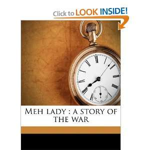 lady: a story of the war (9781171729181): Thomas Nelson Page: Books