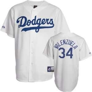 Fernando Valenzuela Brooklyn Dodgers Cooperstown Replica
