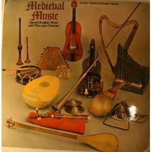 Medieval Music The Jay Consort: Music