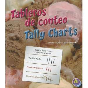 Tableros de conteo/Tally Charts (A+ Books: Hacer Graficas