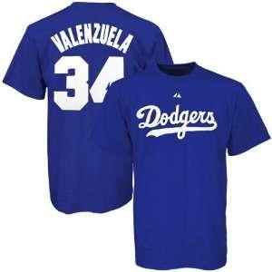 Fernando Valenzuela Majestic Cooperstown Throwback Player