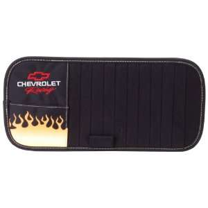Chevrolet Racing CD/DVD Visor Organizer Automotive