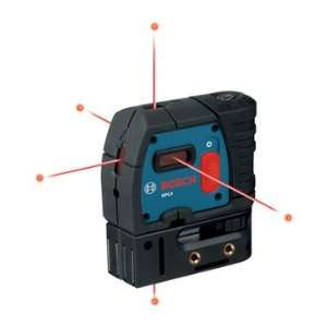 Bosch GPL5 RT 5 Point Self Leveling Alignment Laser: Home Improvement
