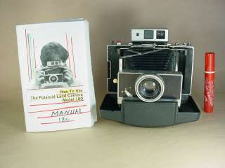 POLAROID 180 INSTANT CAMERA 180 POLAROID LAND CAMERA