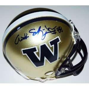 Austin Seferian Jenkins Autographed Washington Huskies