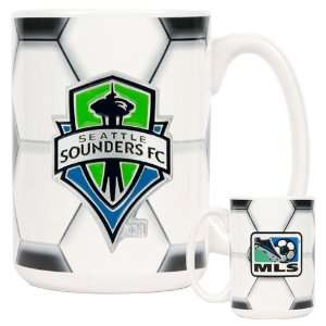 Seattle Sounders Coffee Mug Sports & Outdoors