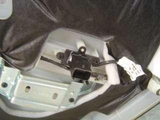 03 07 Cadillac CTS V Black Set Of 4 Door Trim Panels