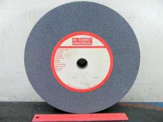 DE SANNO RADIAC GRINDING WHEEL BENCH GRINDER 14X2.5