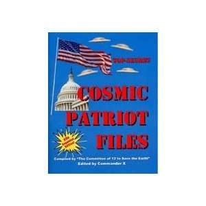 FILES (includes 2 DVDs) (9781606110058): Committee of 12 to Save Earth