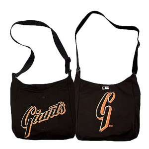 San Francisco Giants MVP Jersey Material Tote Bag 15 x 4