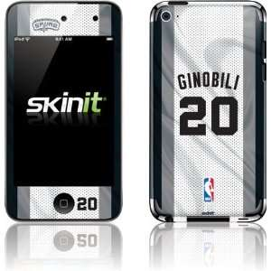 San Antonio Spurs #20 skin for iPod Touch (4th Gen)  Players