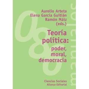) Aurelio Arteta, Elena Garcia Guitian, Ramon Maiz Books