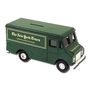 Ertls Delivery Truck Bank   Green