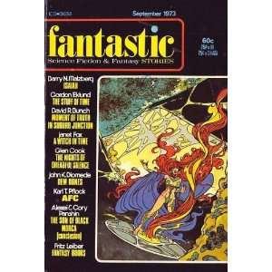 Science Fiction & Fantasy Stories September 1973: Various: Books