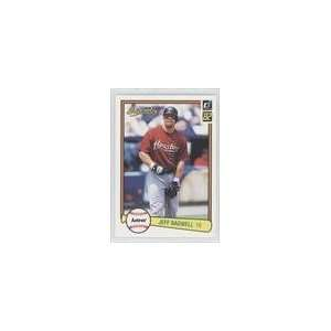 2002 Donruss Originals #57   Jeff Bagwell 82 Sports Collectibles