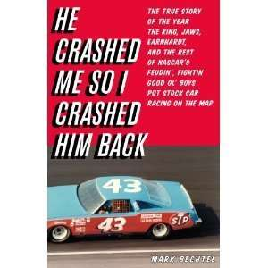Stock Car Racing on the Map (Hardcover) Mark Bechtel (Author) Books