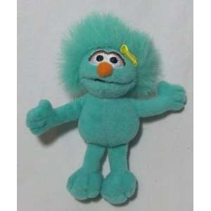 Sesame Street Rosita 5in Gund Plush Doll