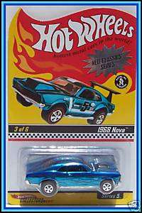 Hot Wheels RLC 2006 Neo Classics 1968 Nova