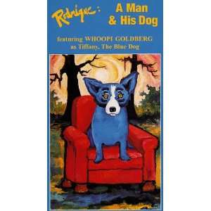 Rodrigue:a Man and His Dog [VHS]: George Rodrigue: Movies