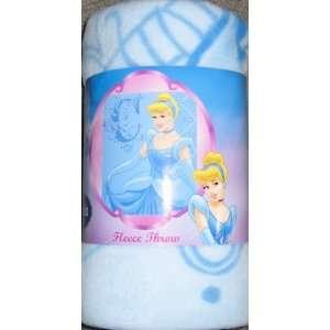 Disney Princess Cinderella Special Edition Fleece Throw