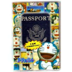 Doraemon ????? Nobita Robot Cat Passport Cover: Everything Else