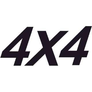 4x4 4 x 4 sport sticker decal truck BUY 1 GET 1 FREE 419174