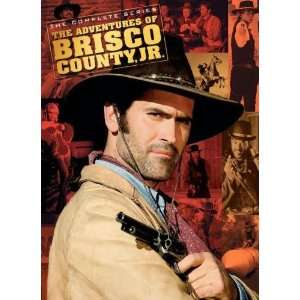 Brisco County Jr Bruce Campbell 11inx17in Mini Poster