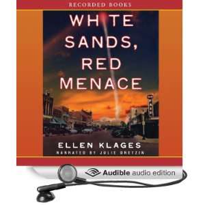 Red Menace (Audible Audio Edition) Ellen Klages, Julie Dretzin Books