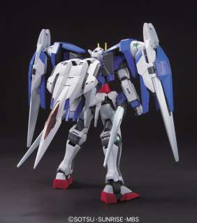 GUNDAM 00 1/100 #13 OO Raiser LED Light MODEL KIT NEW