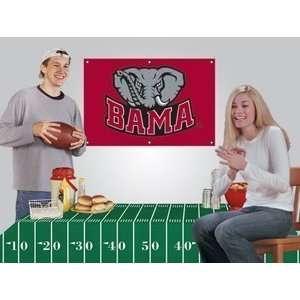 Alabama Crimson Tide Game/Tailgate Party Kits Banner