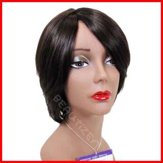 Hairstyles On Outre Duby Xpress 100 Human Hair Premium Mix   Short