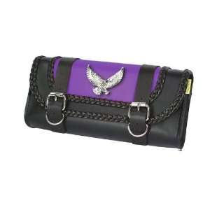 Willie & Max Eagle Color Matched Bag   Tool Pouch   12in. x 5in. x 2 1
