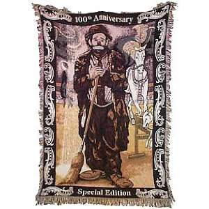 Emmett Kelly Clown 100th Anniversary Clowns Cotton