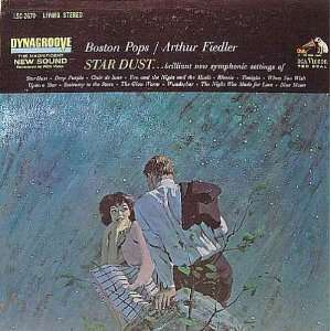 Star Dust (RCA Victor LSC 2670) Arthur Fiedler, Boston Pops Music