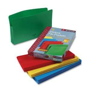 folds down to access contents.   Straight cut top tabs. Office