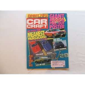 Car Craft Magazine November 1989 (PAINT TIPS USEFUL TRICKS