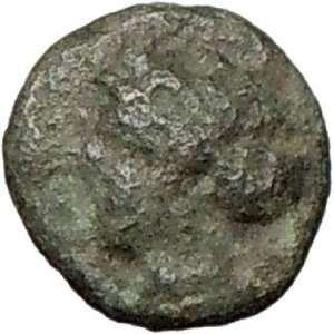 Ephesus in Ionia 280BC Rare Ancietn Greek Coin Turreted female head