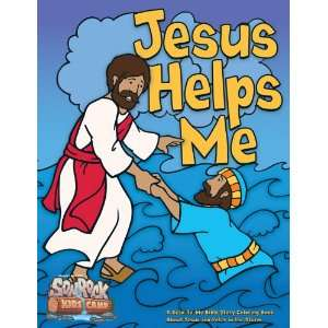 Jesus Helps Me Coloring Book (9780830747764) Gospel Light