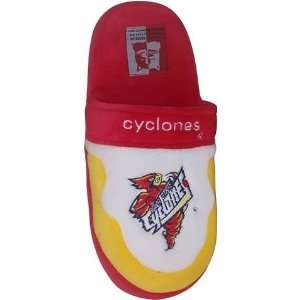 Iowa State Cyclones Mens House Shoes Slippers: Sports & Outdoors