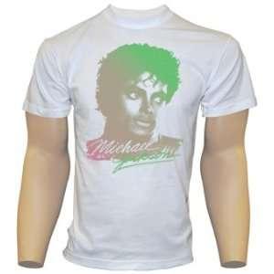 Pop Art Products   Michael Jackson T Shirt Halftone (XL