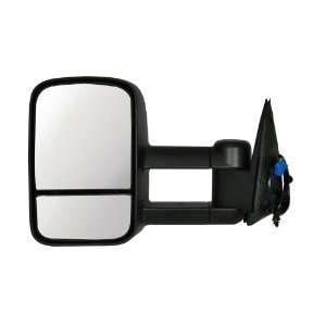 Type Extendable Power Heated Mirror Left Black Textured CVE59410LL