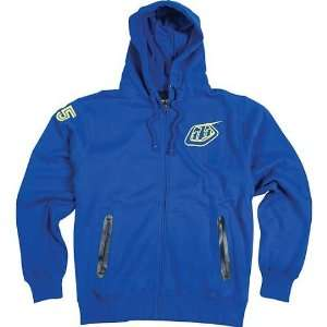 Troy Lee Designs Indy Fleece Mens Hoody Zip Casual Wear
