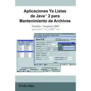 Ya Listas de JavaT 2 para Mantenimiento de Archivos: Plantillas