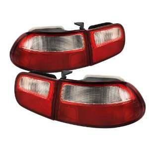 ALT ZO HC92 3D RC Honda Civic 3 Door Red/Clear Tail Light Automotive