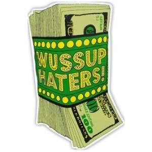 Shake Junt Money Talks Sticker: Sports & Outdoors