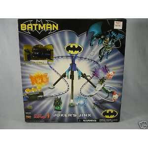 The Rides of Six Flags Batman The Jokers Jinx Toys & Games