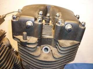 New Harley Davidson Pan/Shovel Motor, STD Cases, Mallory Ignition LOOK