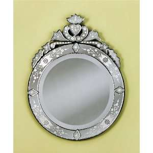 Round Large Wall Mirror